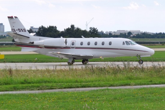 Cessna 560XL Citation XLS - CS-DXG