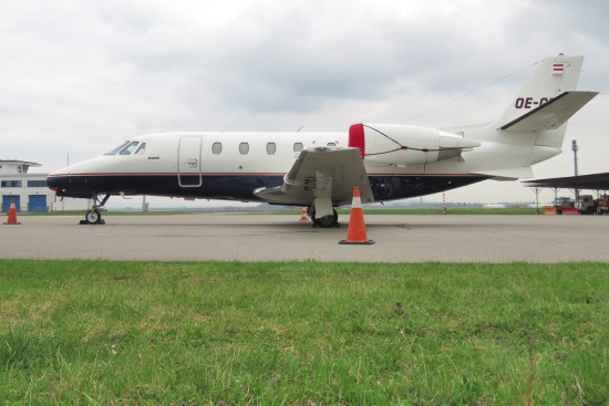 Cessna 560XL Citation Excel - OE-GDA