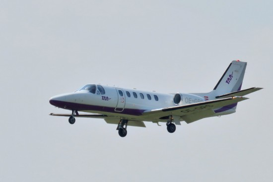 Cessna 550B Citation Bravo - OE-GPS