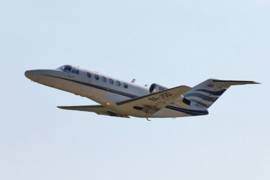 Cessna 525A Citation CJ2 - 9A-JSD