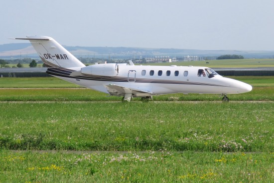 Cessna 525A Citation CJ2 - OK-MAR