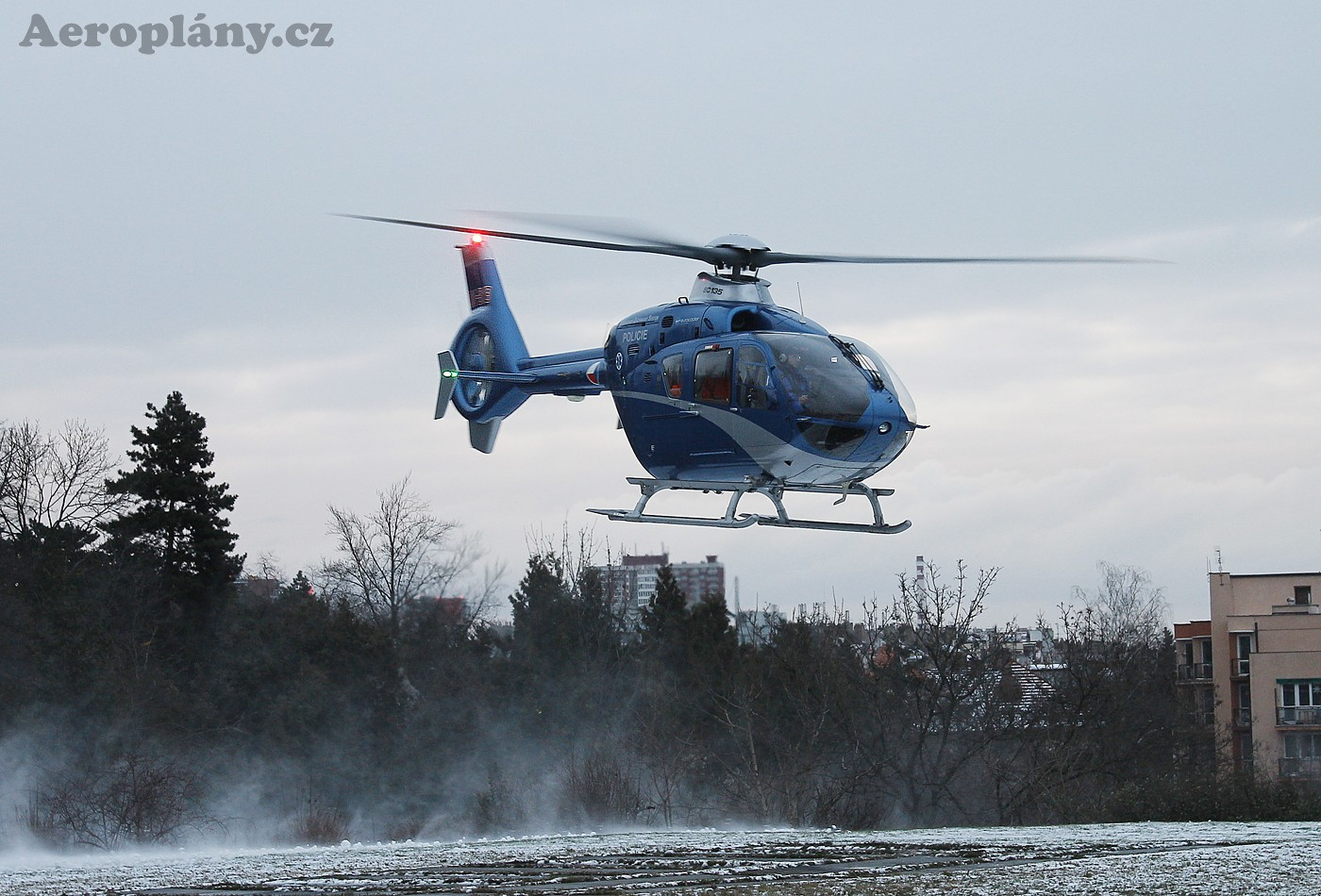 Eurocopter 135 T2 OK-BYB