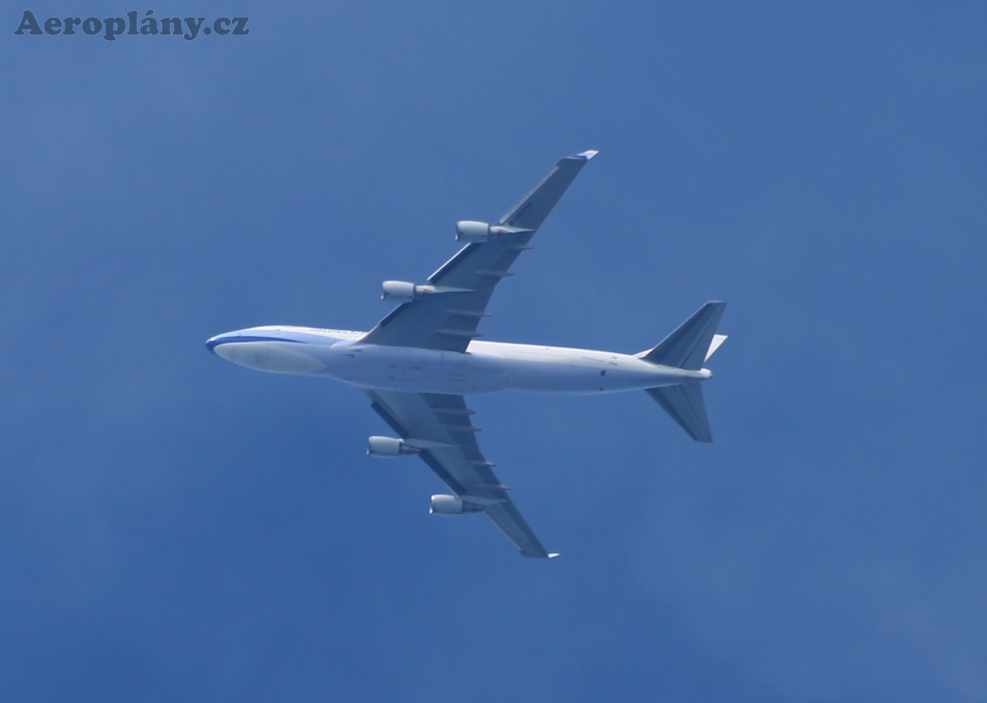 Boeing B 747 409F/SCD China Airlines