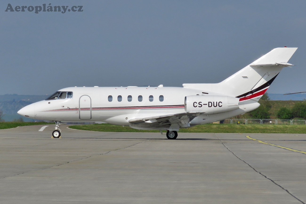 Hawker Beechcraft 750 - CS-DUC